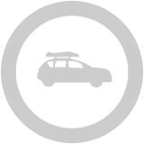 CX-5 2017> geen dakrail