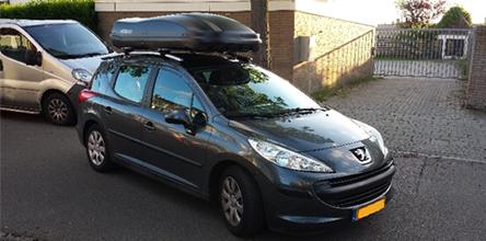 dakdrager Peugeot