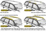 Dakdragers Aerodynamisch Chevrolet Aveo 2006-2011 BS88-1ALU120AB_