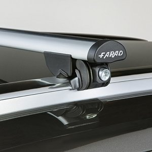 Dakdragers Beamar 4 110cm. Mercedes C klasse SW (S205) 2014>